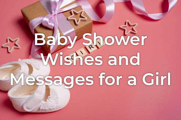 Baby Shower Messages for a Girl