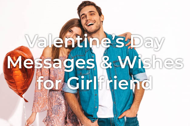 Valentines Messages for Girlfriend