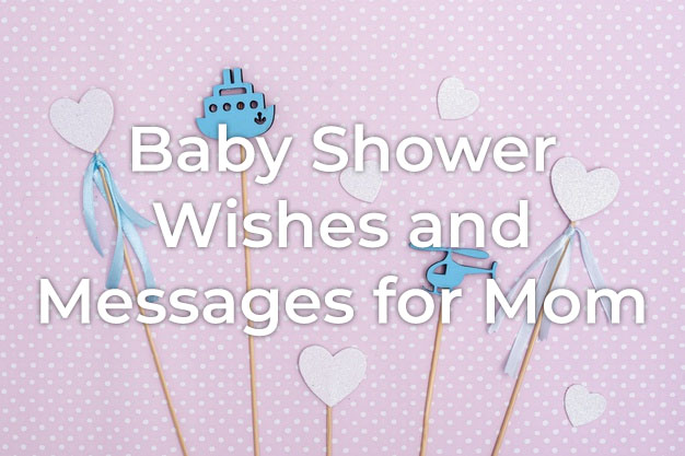 Baby Shower Messages for Mom