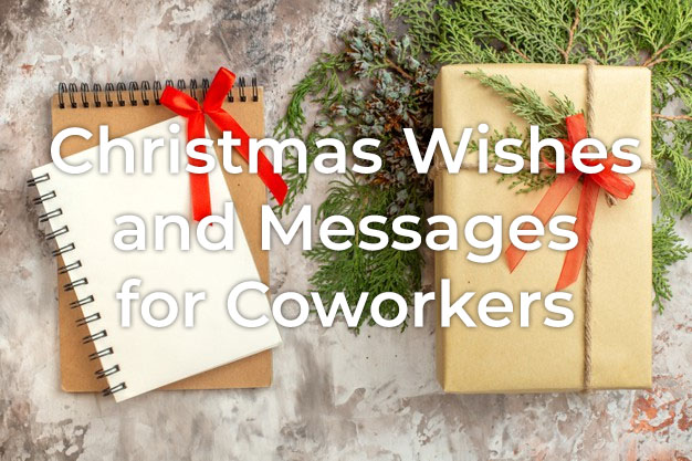 Christmas Wishes for Coworkers
