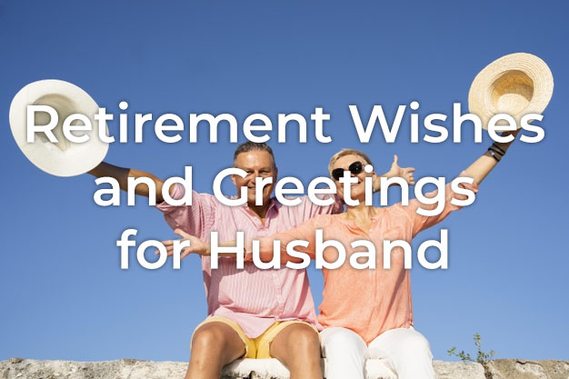 Retirement Wishes for Husband
