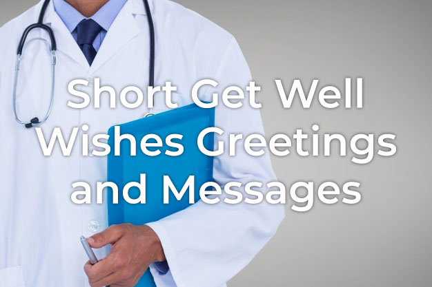 Short Get Well Wishes