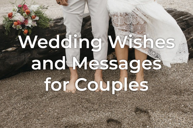 Wedding Wishes for a Couple