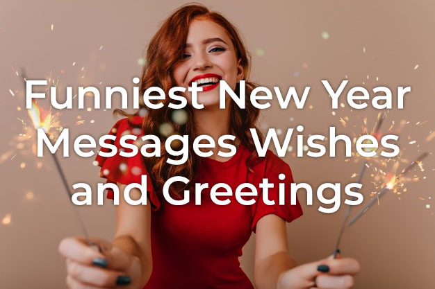 Funniest New Year Messages