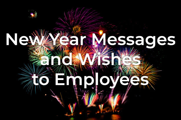 New Year Messages to Employees