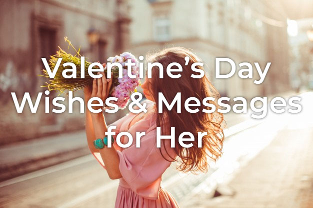 Valentine's Day Message for Her