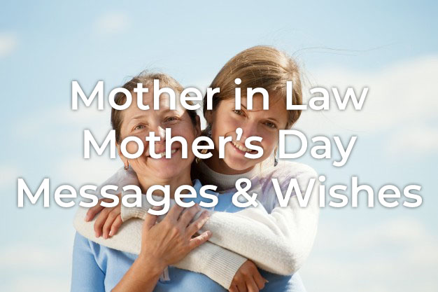 Mother in Law Mother's Day Messages