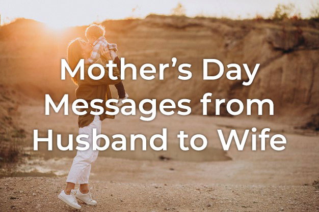 Mother's Day Message to Wife