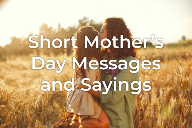 Short Mother's Day Message