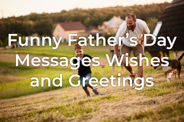 Funny Father's Day Messages