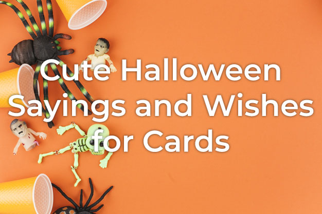 Cute Halloween Sayings