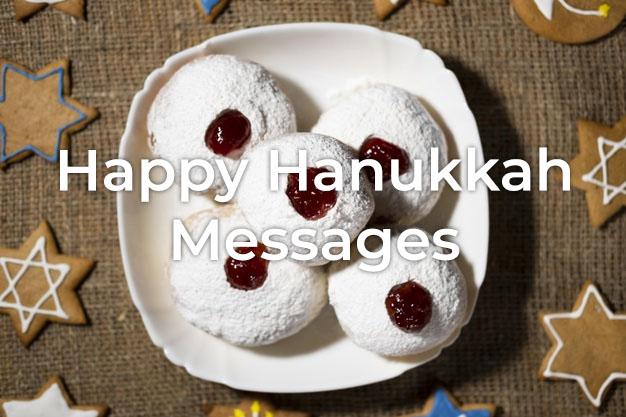 Hanukkah Messages