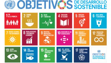 objetivos de desarrollo sotenible