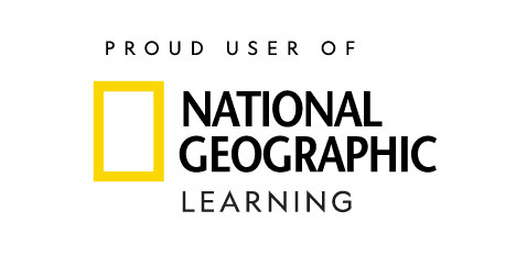 Logo national geographic learning