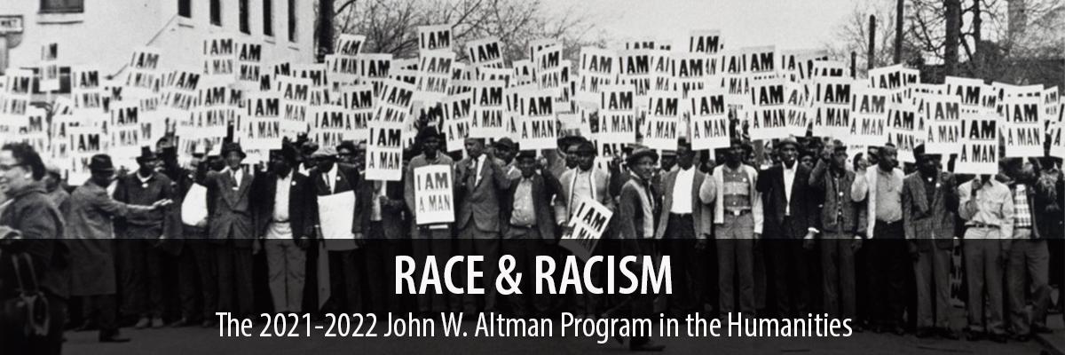 I Am a Man Image: Protestors holding I am a man posters