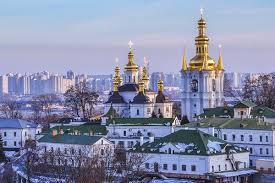 Image of a ukranian city