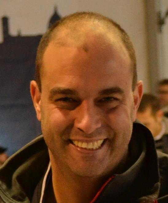 Joshua Tucker