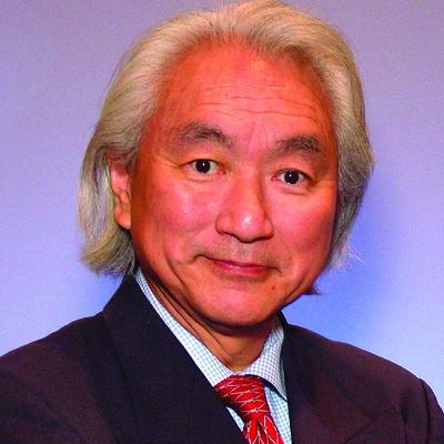 Dr. Michio Kaku