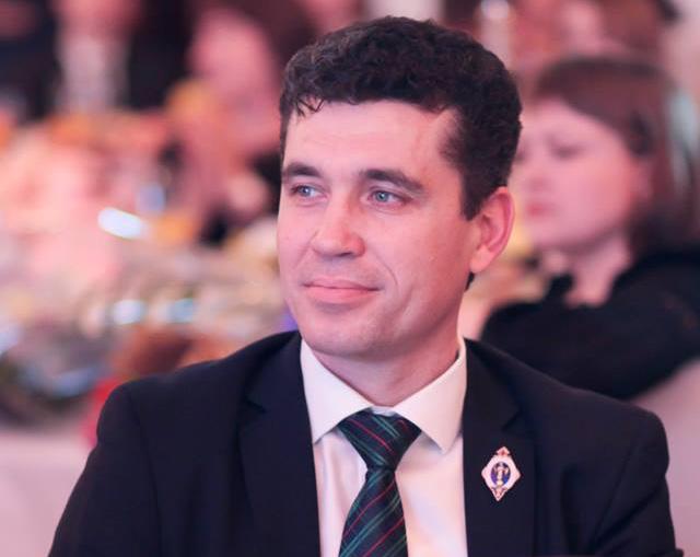 Sergiu Musteață