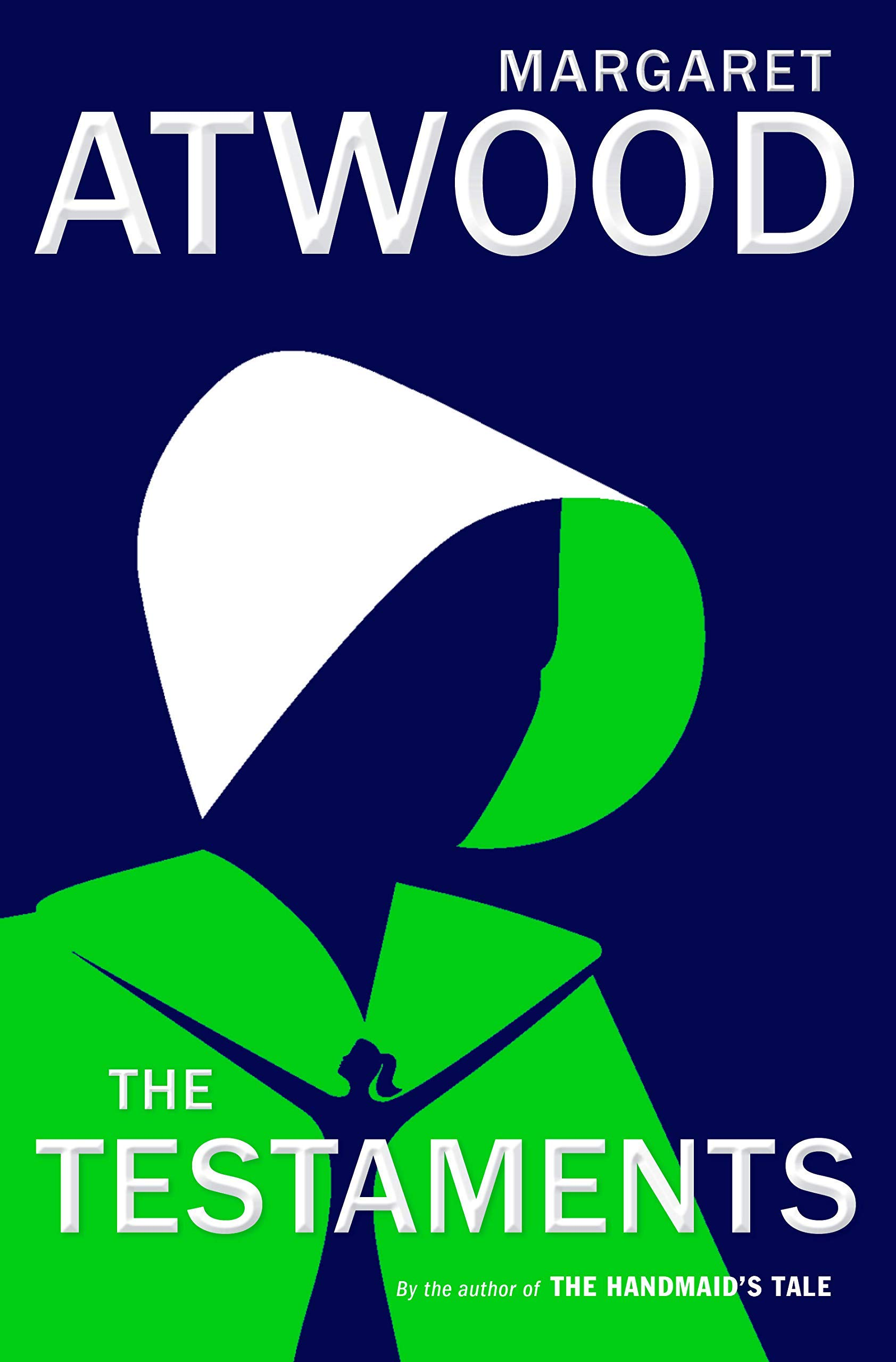 Image of Margaret Atwood's The Testaments Book Cover