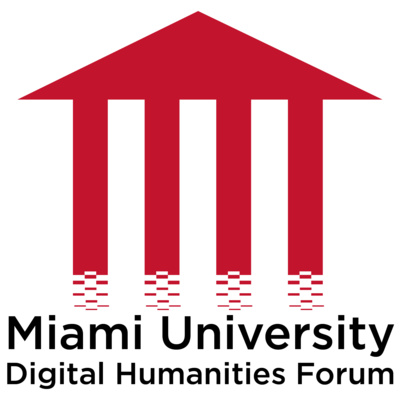 Miami University Digital Humanities Forum Logo