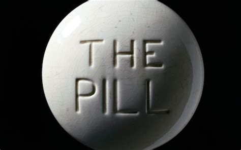 "large white pill with ""the pill"" written on it"