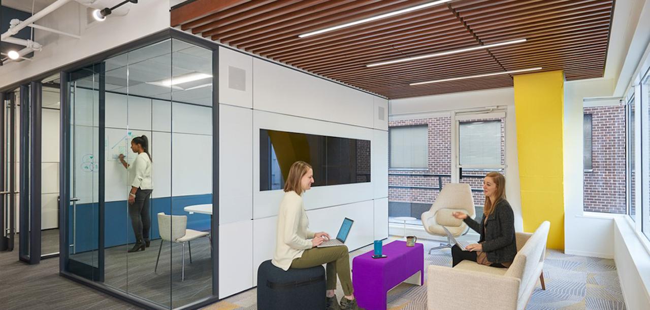 Digital Interior Construction at Workscape