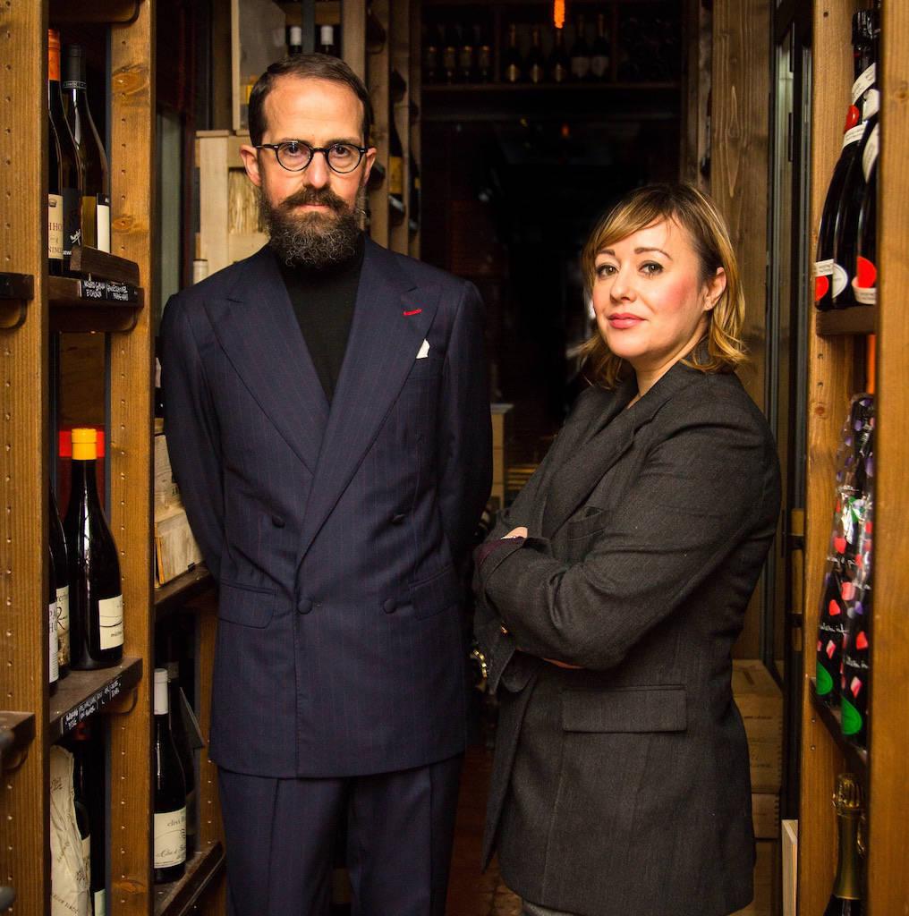 Valentina Bertini e Alessandro Zingarello