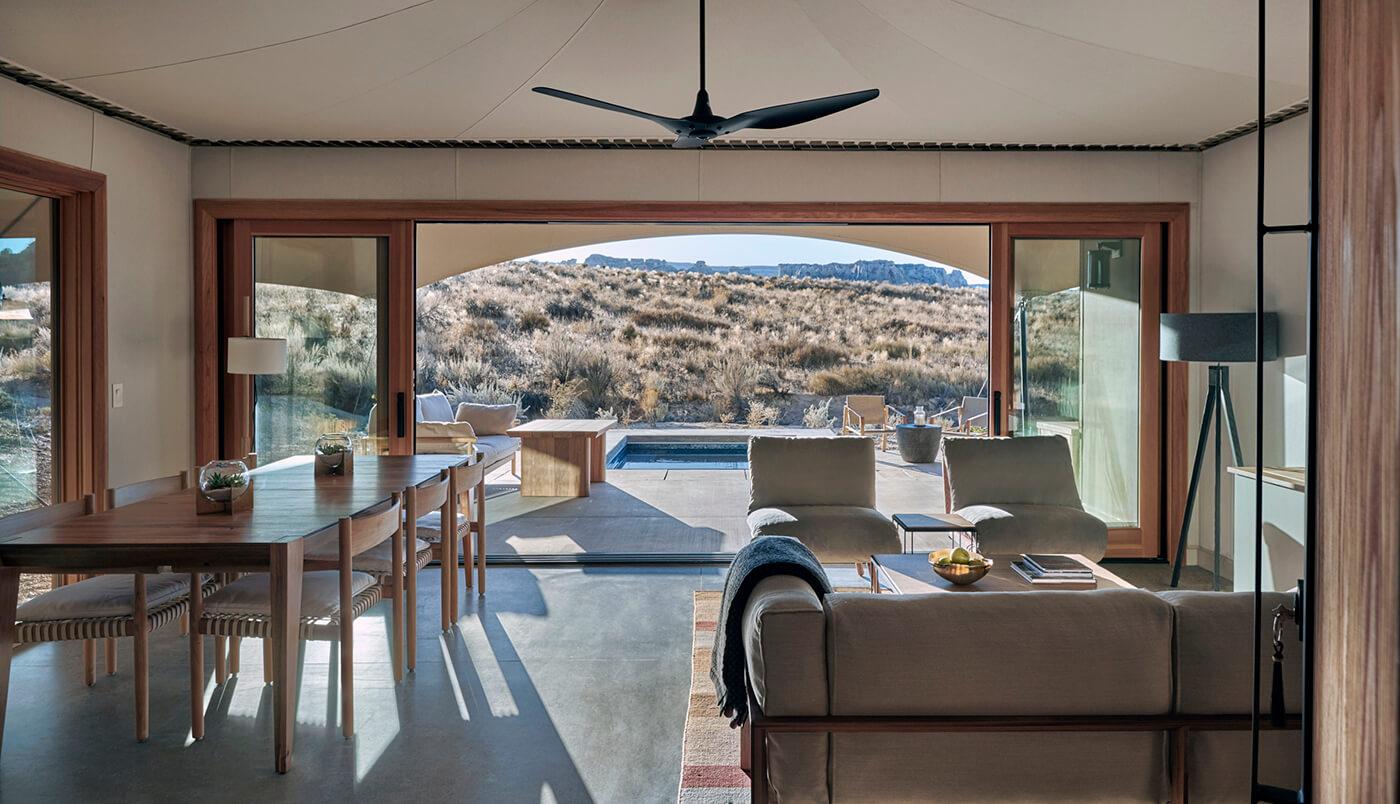 One-bedroom Sunset Pavilion