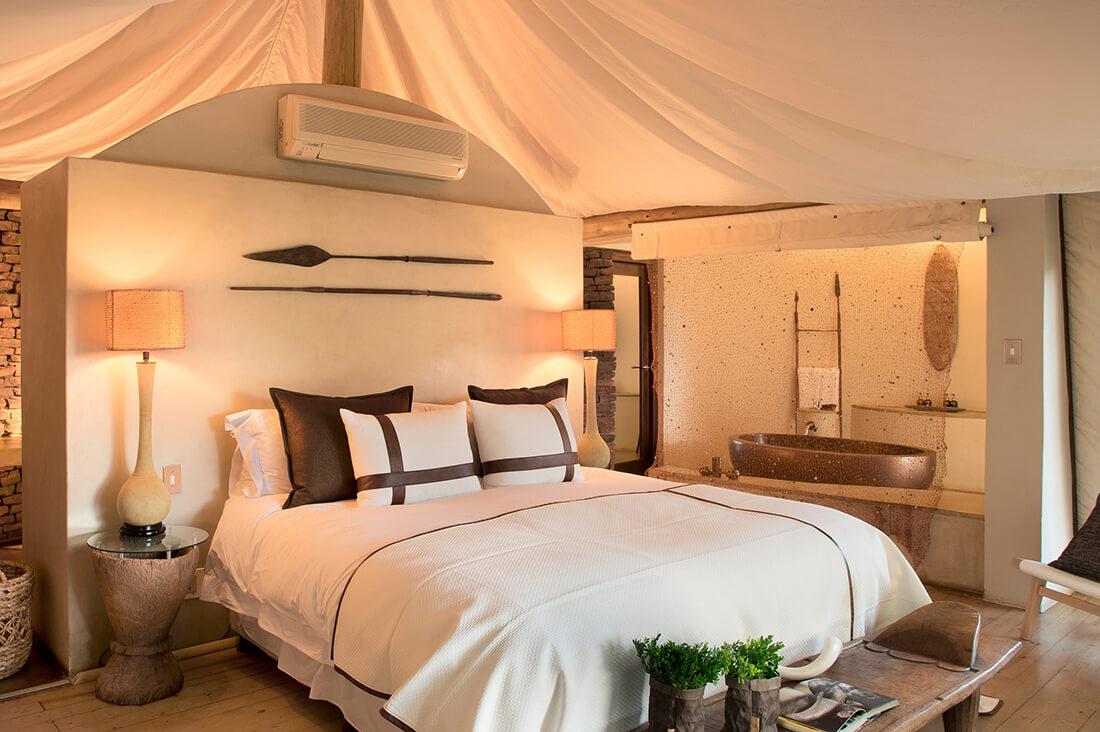 Marataba Safari Lodge - Tented Suite