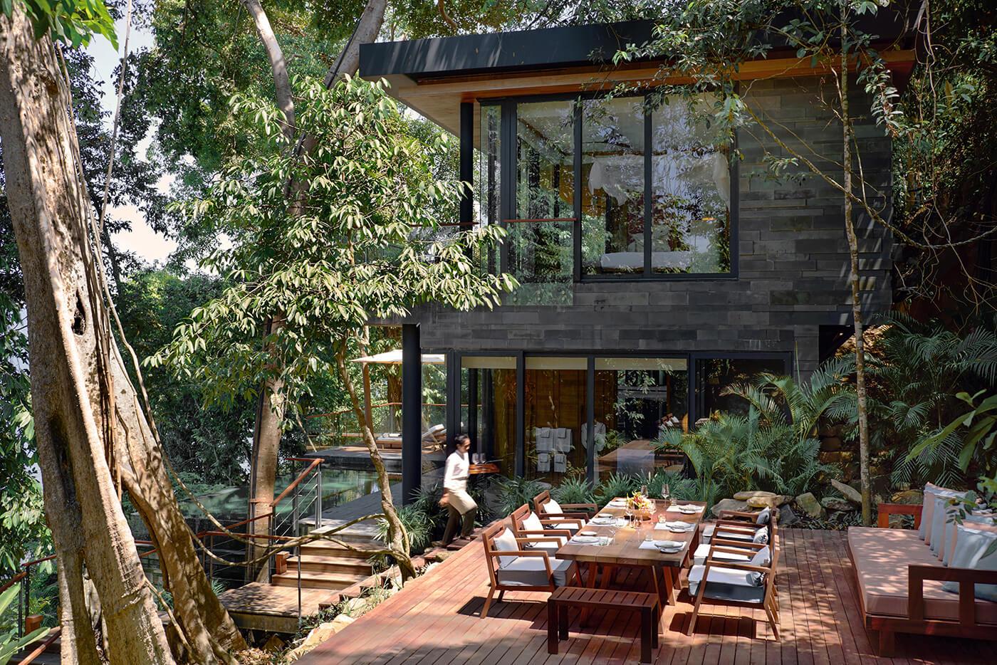 Oceanfront Two-Bedroom Pool Villa