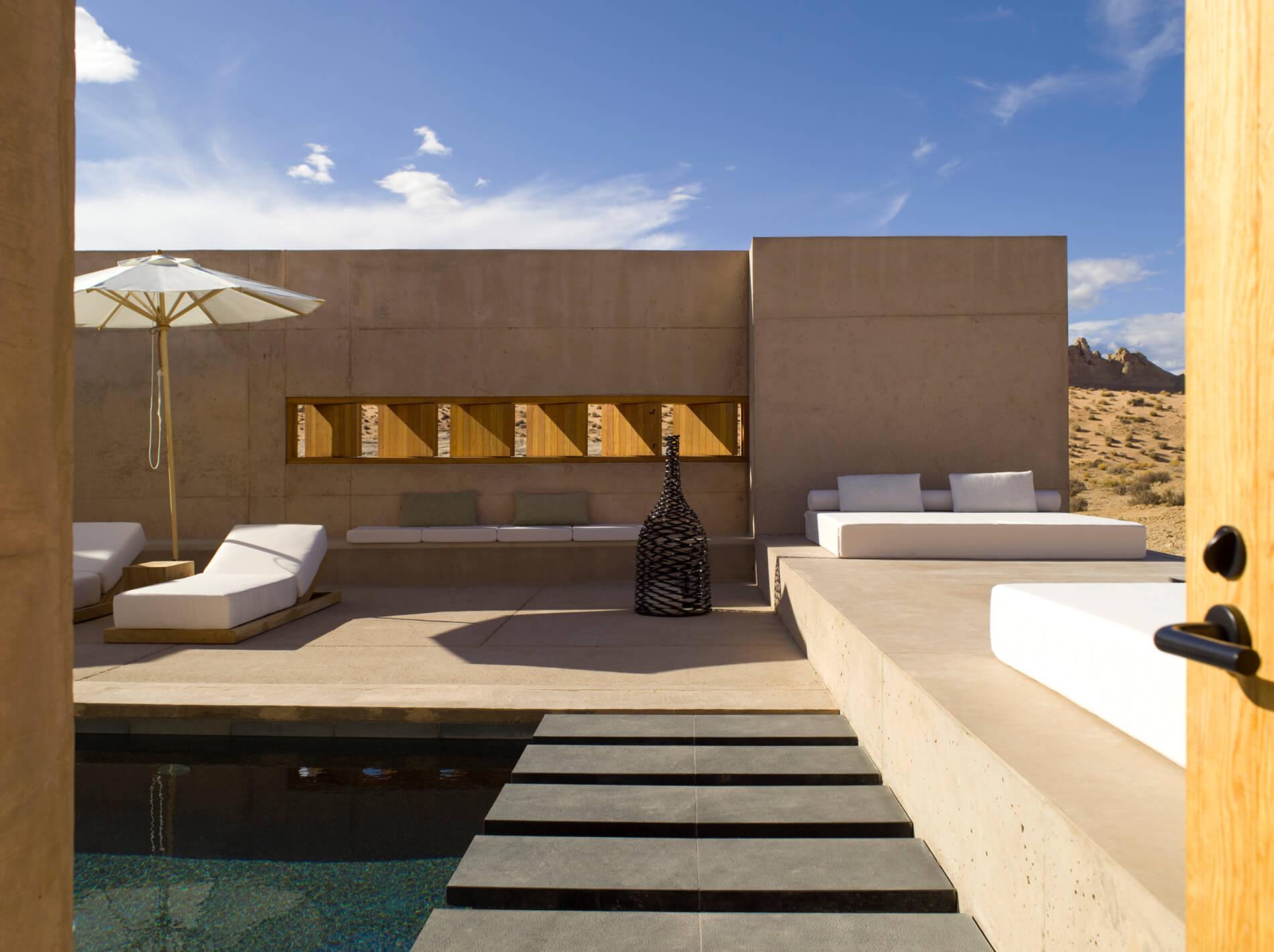 Desert Pool Suite