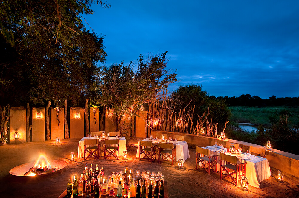 Lion Sands Dining