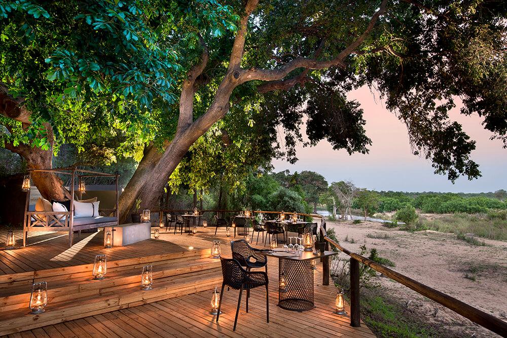 Lion Sands Dining
