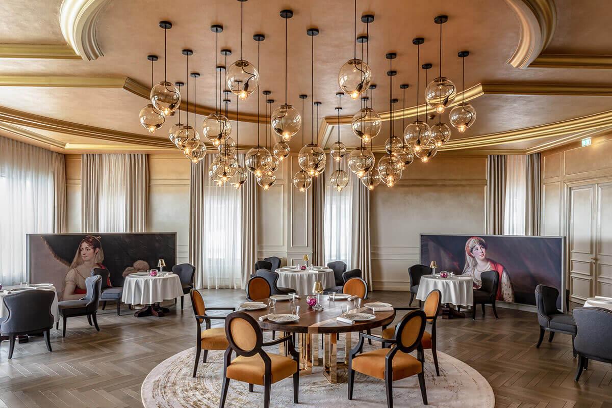 Le Bellevue Restaurant & Terrace
