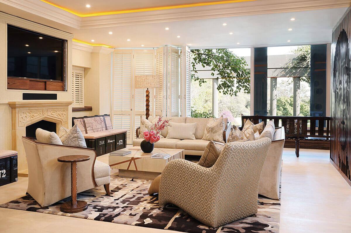 Nelson Mandela Platinum Suite