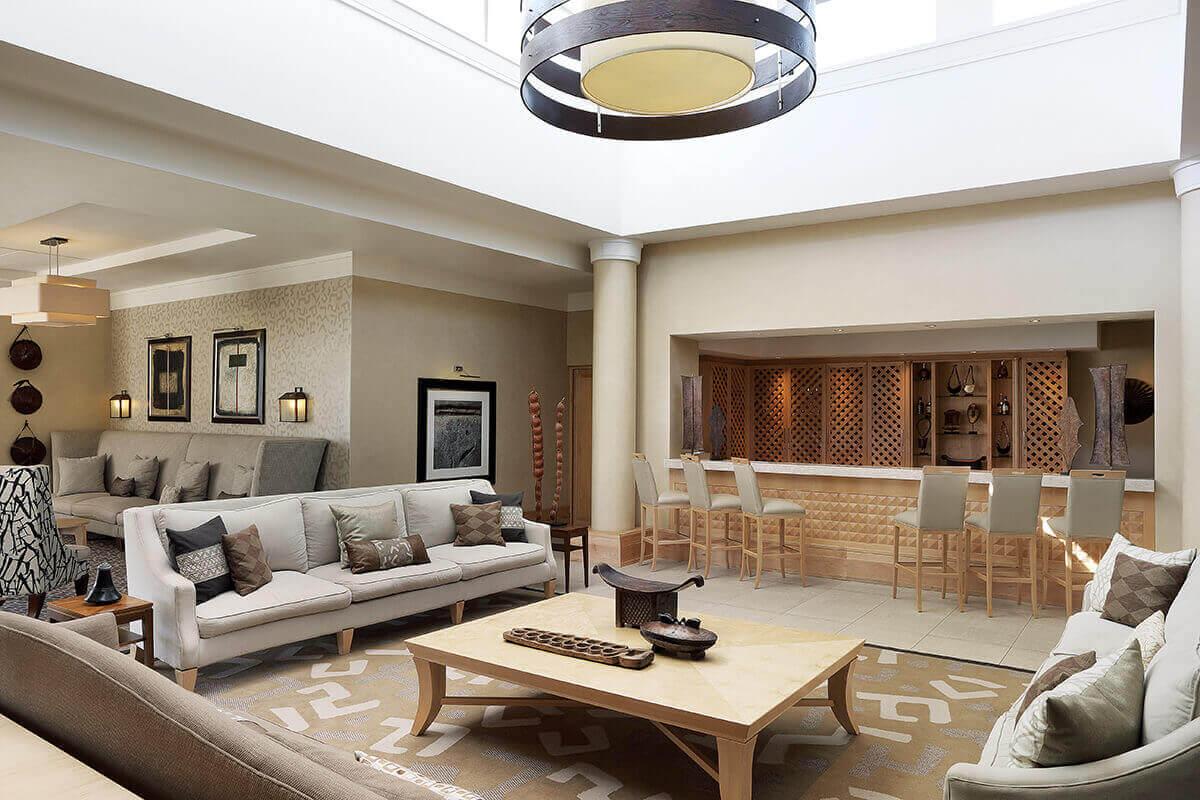 Saxon Luxury Villas
