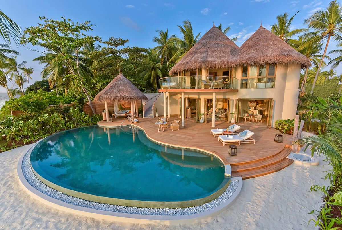Beach Residences with Private Pool
