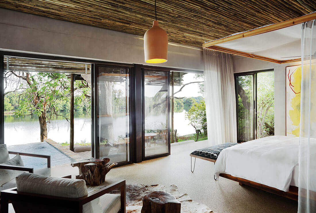 Matetsi River Lodge Suites