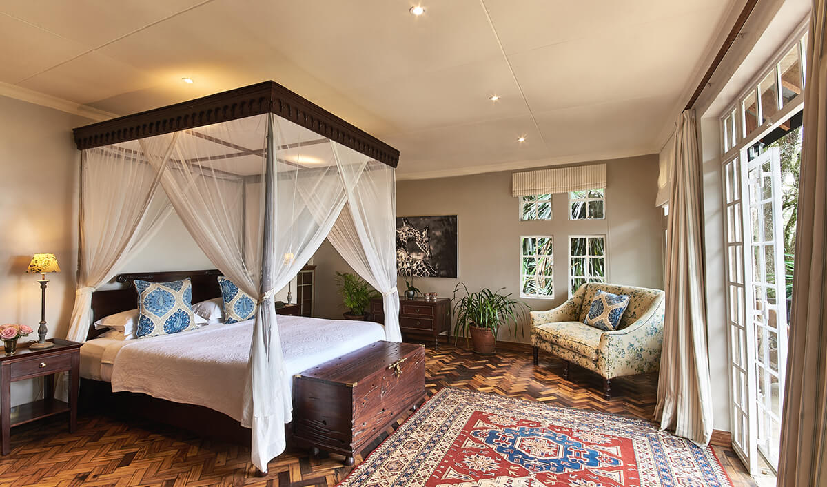 Manor House Rooms - Karen Blixen Suite