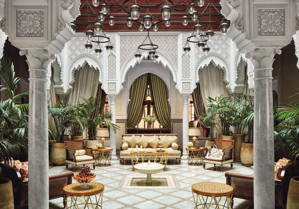Grand Riad : an ultimate experience of luxury in Marrakech