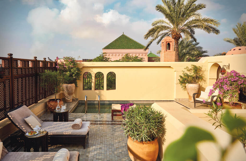 Privilege Riad : absolute elegance