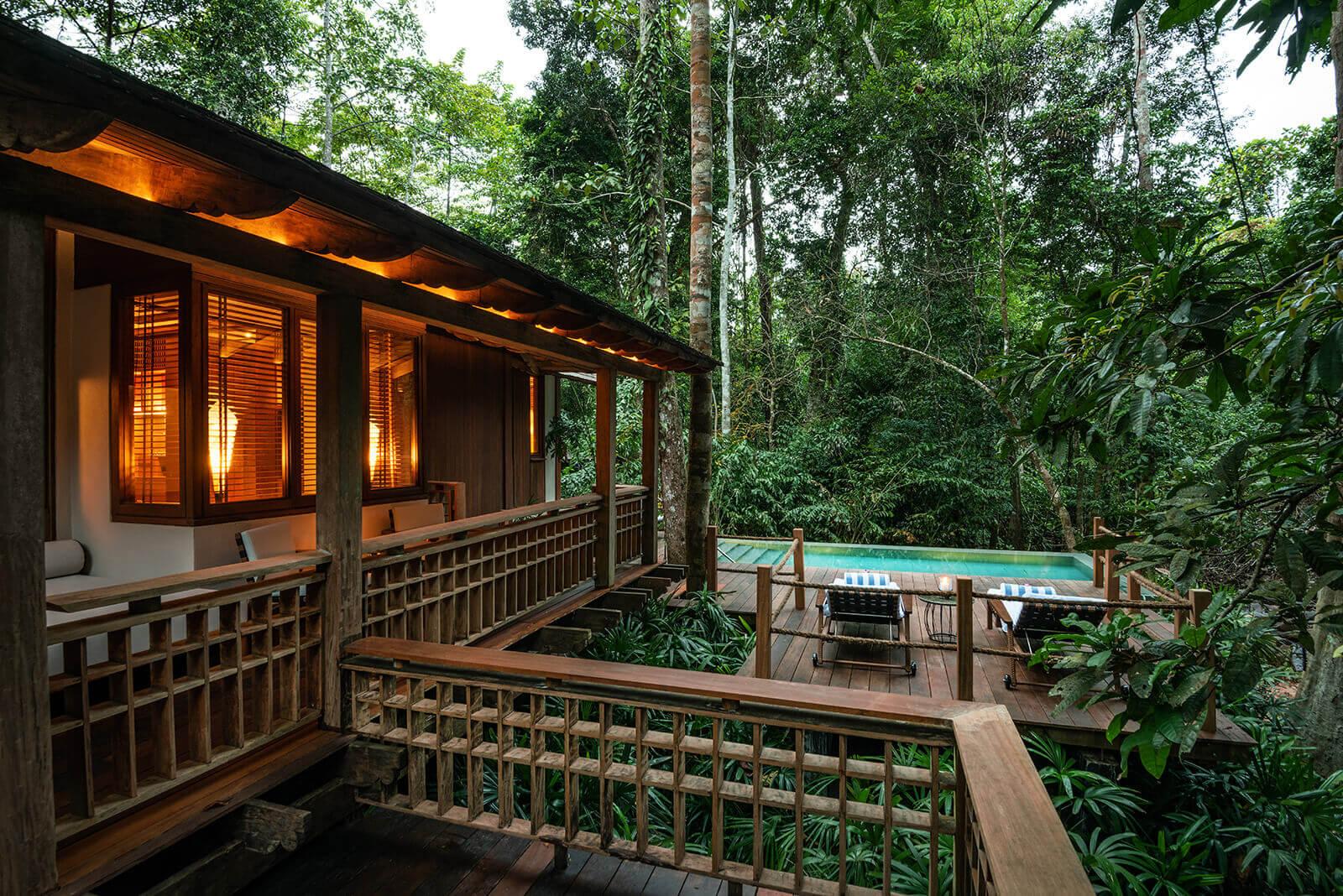 Rainforest Pool Villa