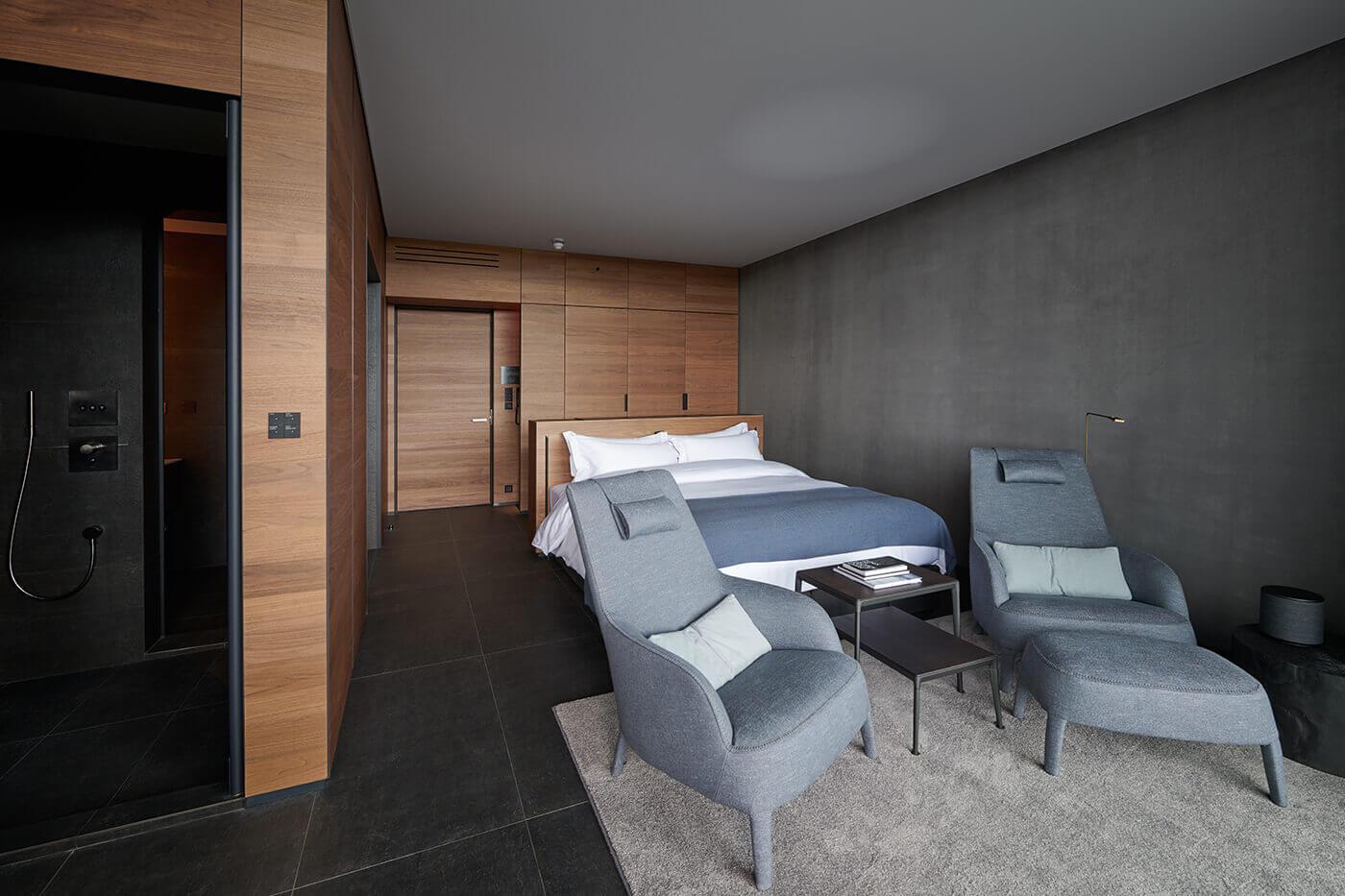 Lava View Junior Suite