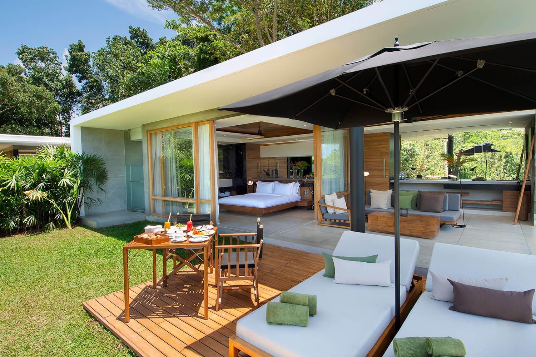 Contemporary Villas