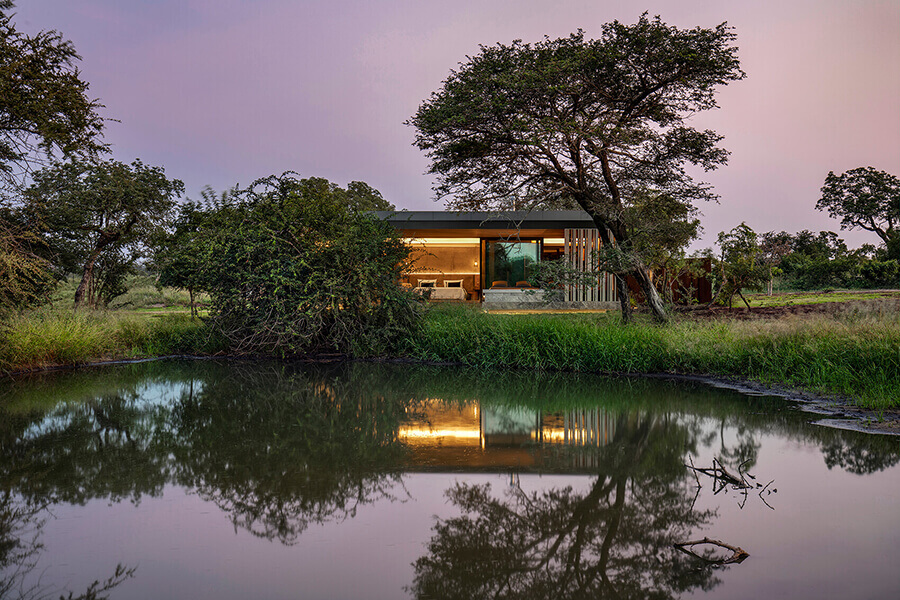 A Stunning Luxury Hotel in South Africas WInelands