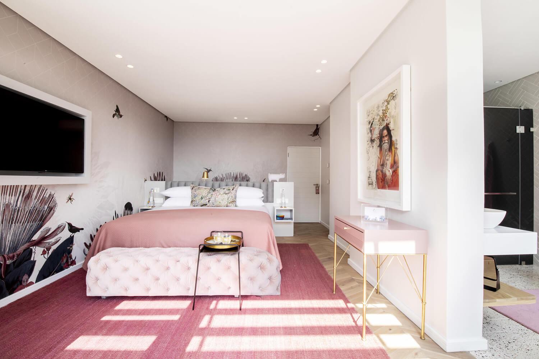 Luxury Terrace Rooms