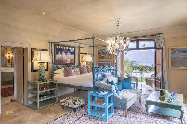 Chambre Bleu Suite