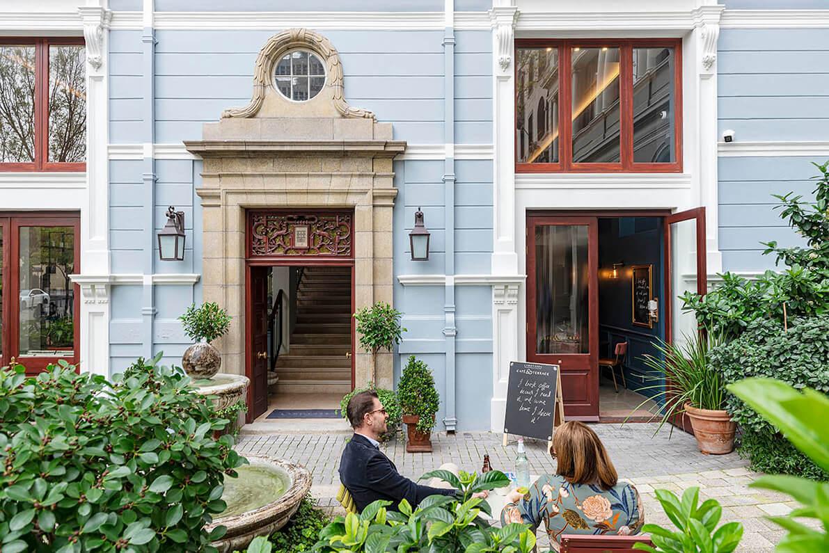 Cafe & Terrace