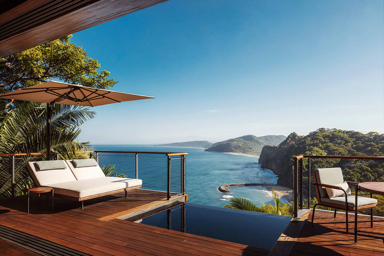 Panoramic Ocean Treehouse